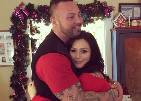 JWoww's baby bump is nobody's business