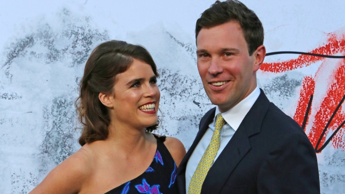 Princess Eugenie of York and Jack