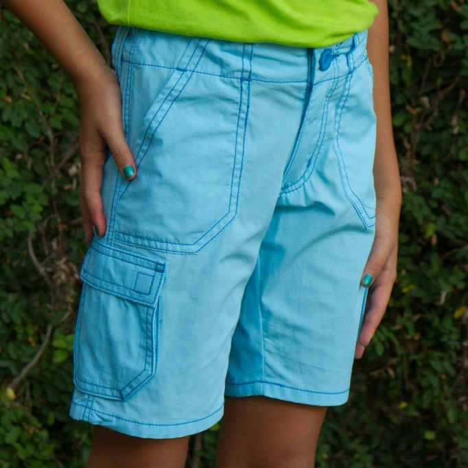shorts-for-girls-casual-cargo