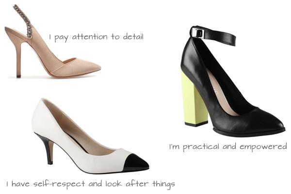 Chain Sand Court Shoe (zara.com, $50), Njemile Shoe (aldo.com, $55), Matida Grey Shoe (aldo.com, $75)