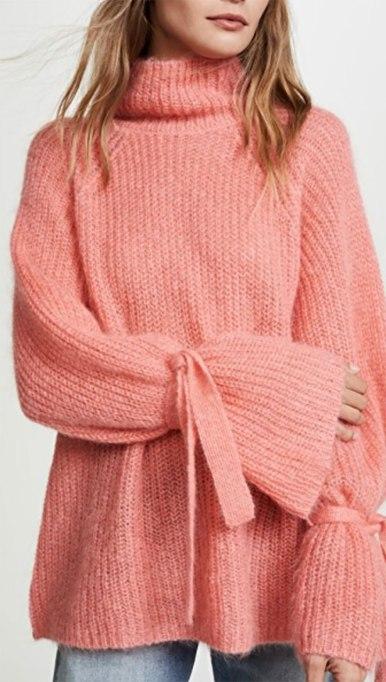 Ways To Wear A Turtleneck | Naadam sweater