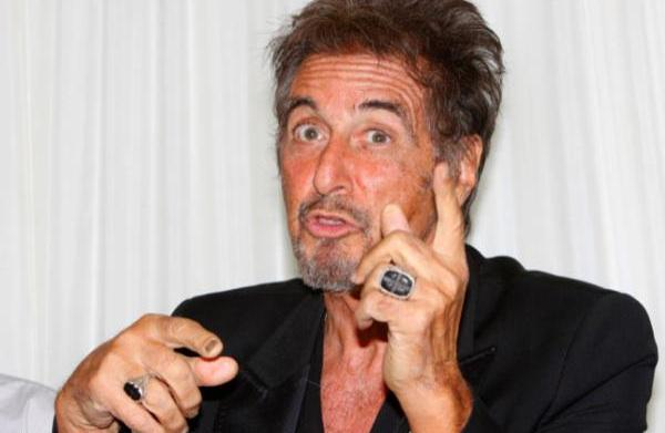 Al Pacino tackles fallen hero Joe