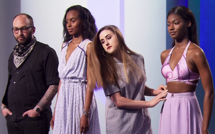 Project Runway's swimsuits are not the