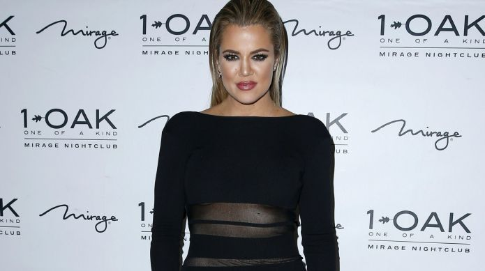 Khloé Kardashian opens up about being