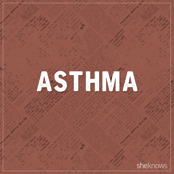 Asthma graphic