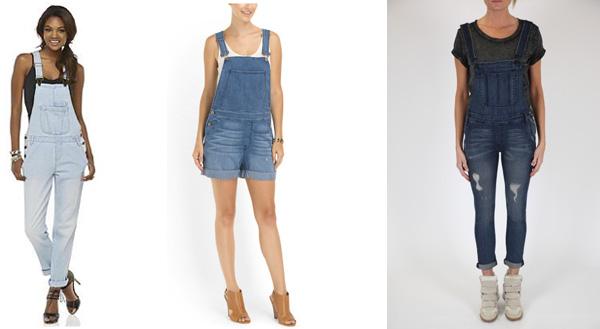 Overall fashion