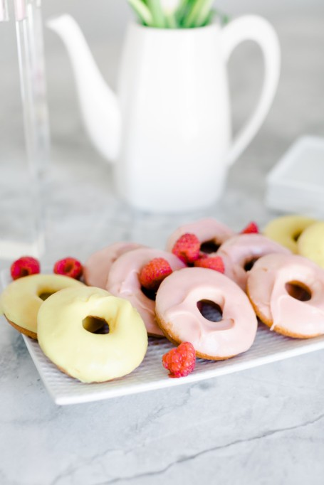 Boxed Cake Mix Recipes: Doughnuts are easy to make with cake mix