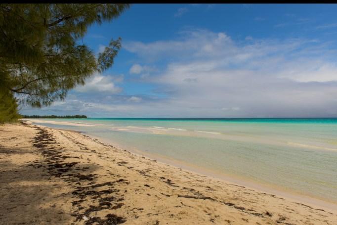 Beaches on Grand Bahama Island