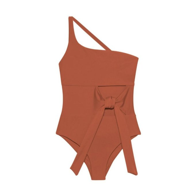 Jade Swim Belted Swimsuit