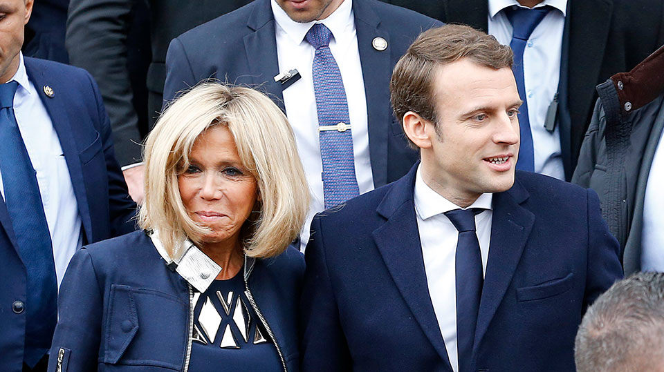 Why Is Everyone Obsessed With Emmanuel Macron S Wife S Age Sheknows