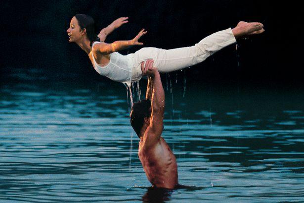 'Dirty Dancing' movie still
