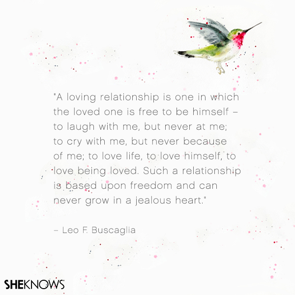 Leo F. Buscaglia love quote