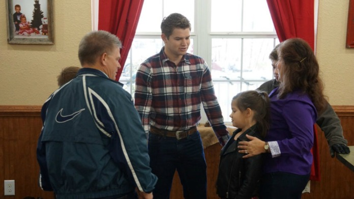 Bringing Up Bates' Nathan Bates finally