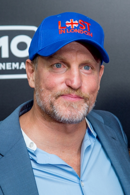 Celebs who love weed: Woody Harrelson