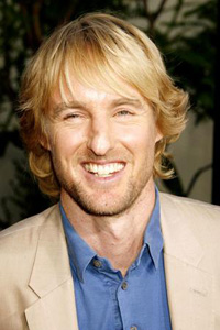 Owen Wilson is going to be a father