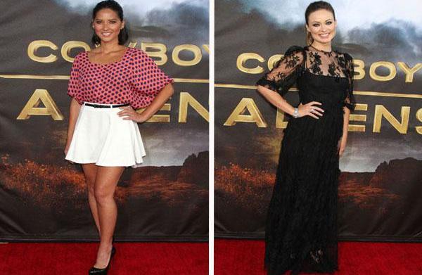Fashion face-off: Olivia Wilde Vs. Olivia