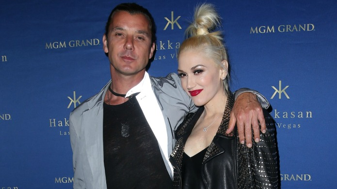 Gwen Stefani & Gavin Rossdale show