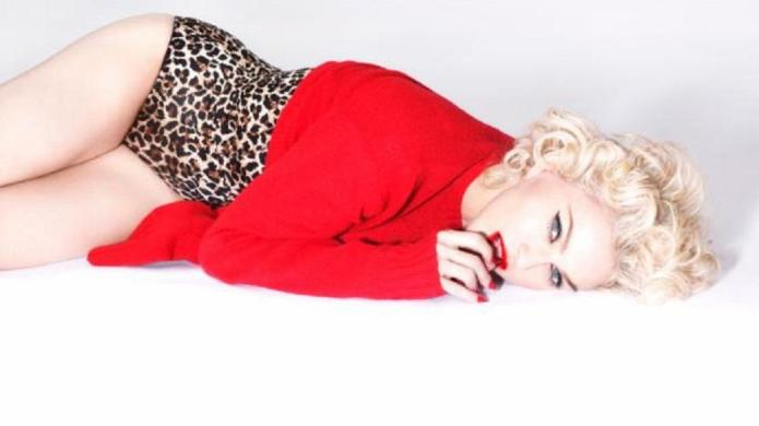 Were Madonna's 'Living for Love' lyrics