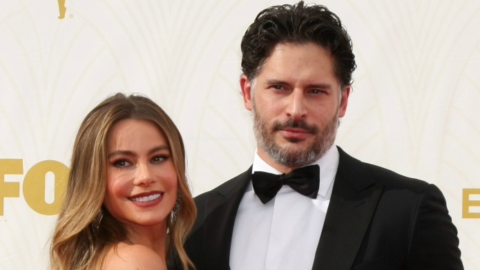 Sofía Vergara and Joe Manganiello got
