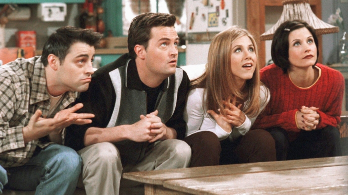 Netflix Confirms 'Friends' Won't Be Removed