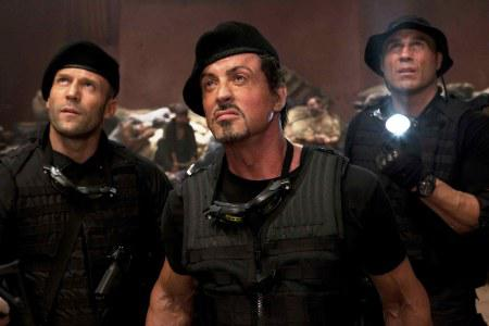 The Expendables movie review