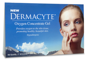 Oxygen Biotherapeutics' Dermacyte Oxygen Concentrate