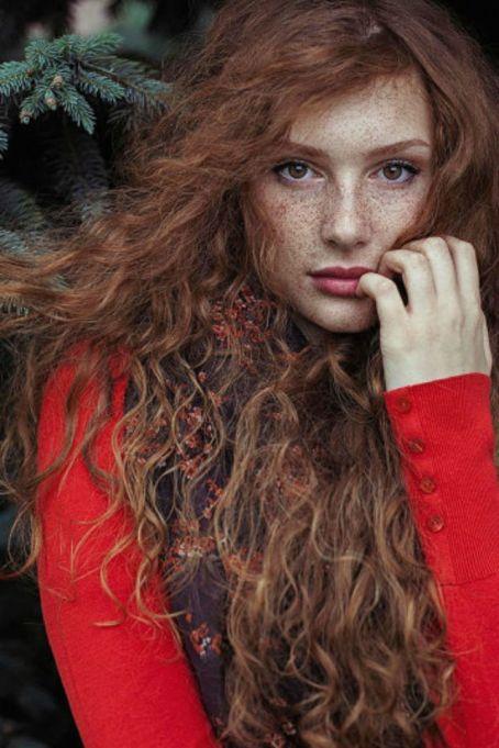 Redhead images from photographer Maja Topcagic
