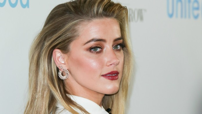 Amber Heard Has a New Make-Out