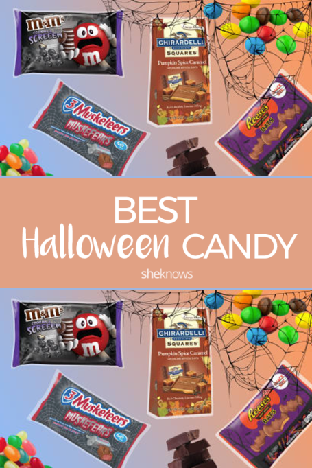 Pin it! All the Delicious Halloween Candy Available Right Now
