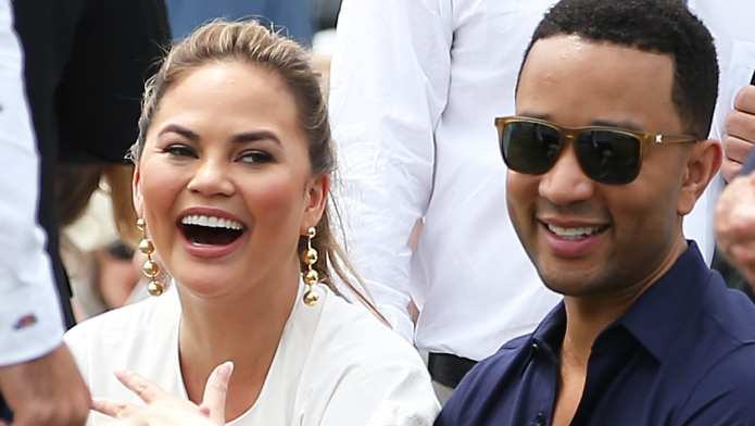 Chrissy Teigen Has Some Unusual Baby