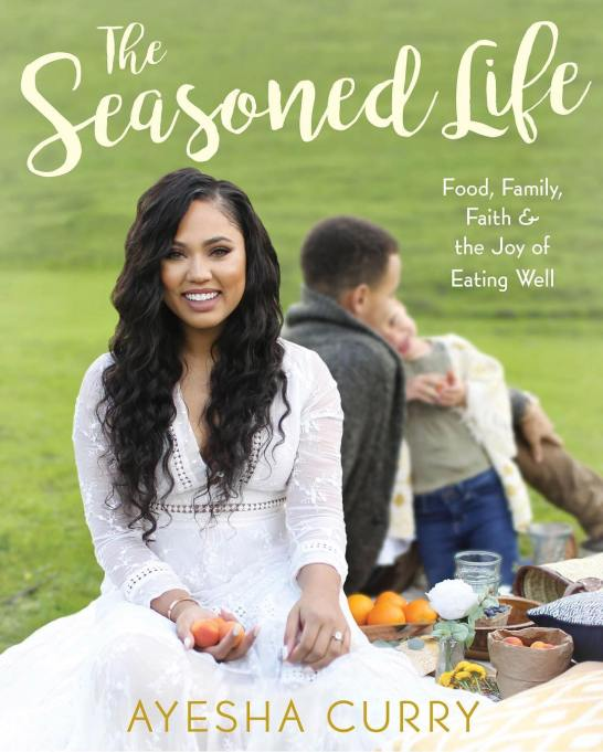 Ayesha Curry will soon be a published author with her very own cookbook.