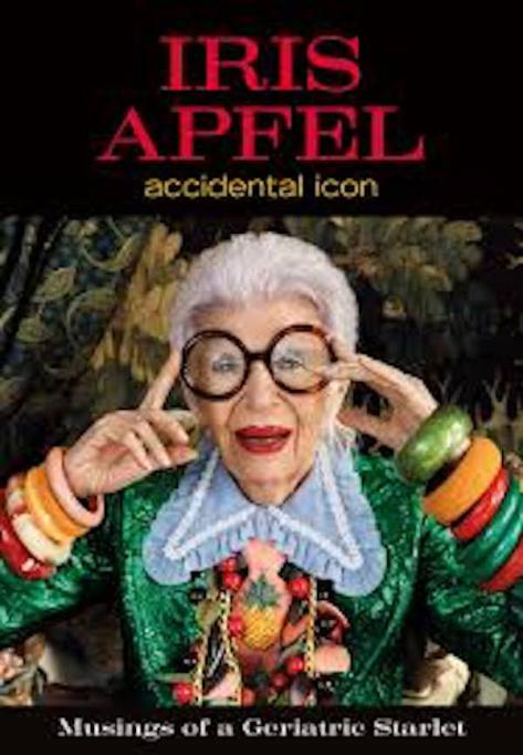 'Accidental Icon' by Iris Apfel