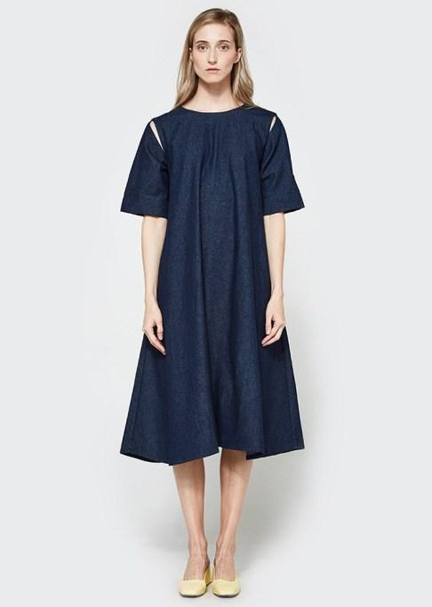 Denim Dresses Are Back: Toit Volant Anya Dress | Summer Fashion Trends