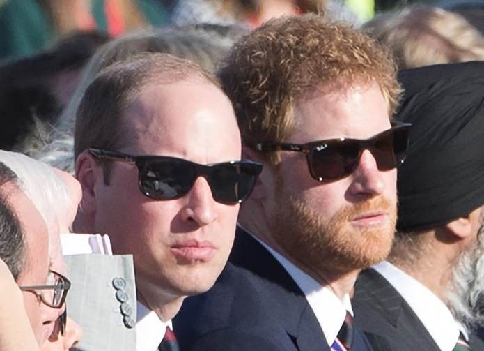Are Prince Harry and Prince William