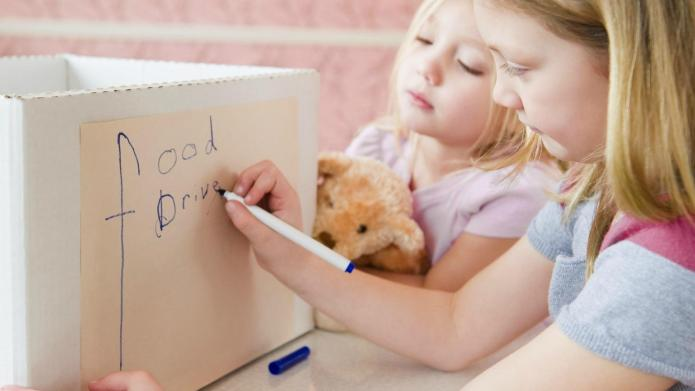 Why I have my kids create