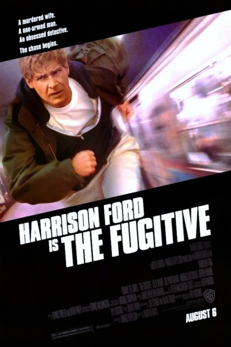 Movies turning 25 this year: The Fugitive