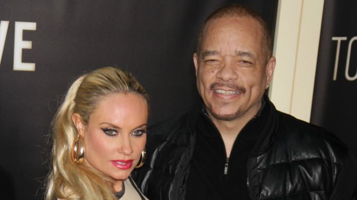 Coco, Ice-T slammed for posting baby