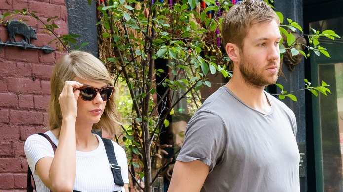 Calvin Harris just can't seem to