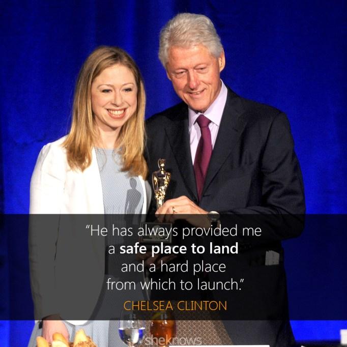 Chelsea Clinton Quote