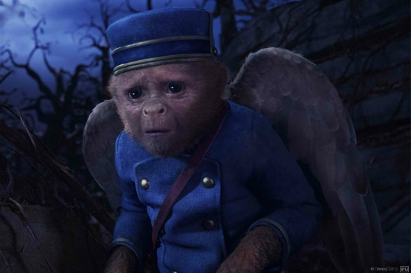 Flying Monkey in Oz the Great and Powerful