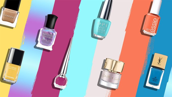 The Best New Nail Polish Colors