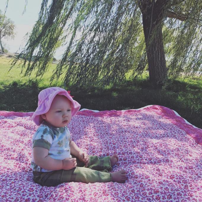 Celebrity Babies Born in November: Jameson Moon