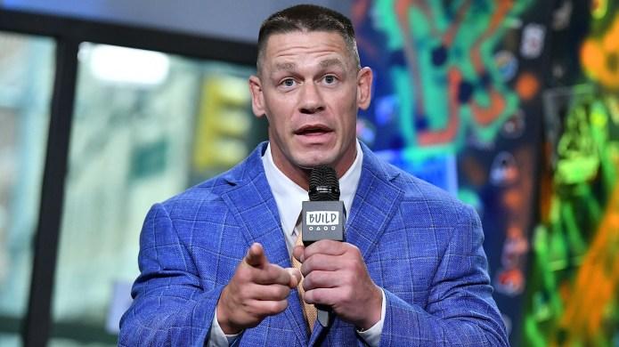 John Cena Made a Public Plea