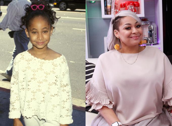 Child Actors Still Working Today: Raven Symoné