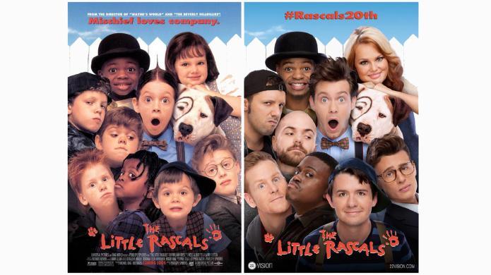 PHOTOS: The Little Rascals cast reunites