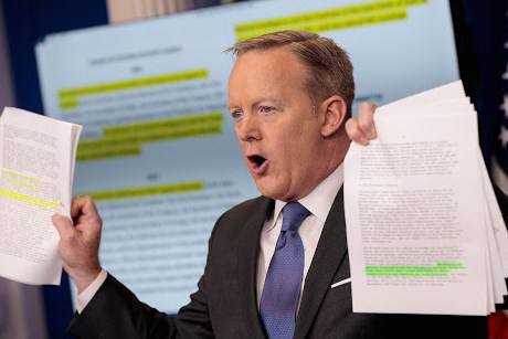 Sean Spicer Could Have A Career