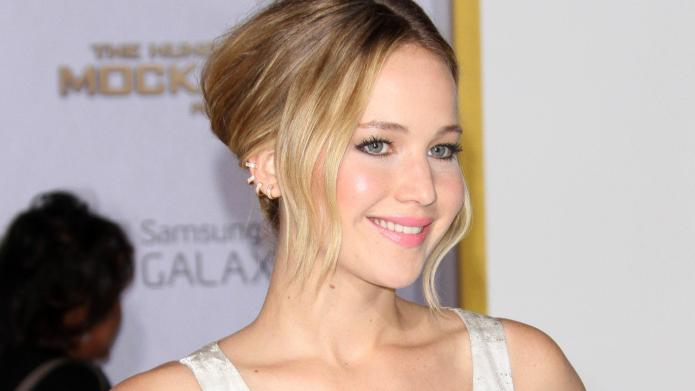 See what Jennifer Lawrence did on