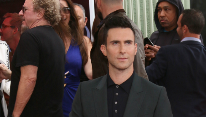 Maroon 5 Chooses the Most Awkward