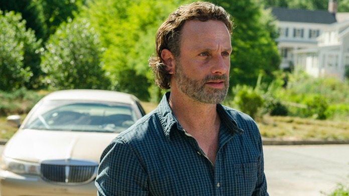 Rick's truth bomb on The Walking