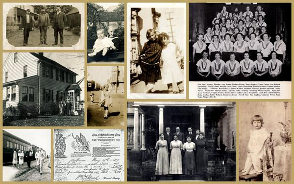 Trace your family tree: Online genealogy